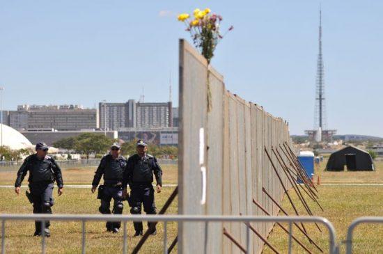 PMDF Polícia Militar na Esplanada