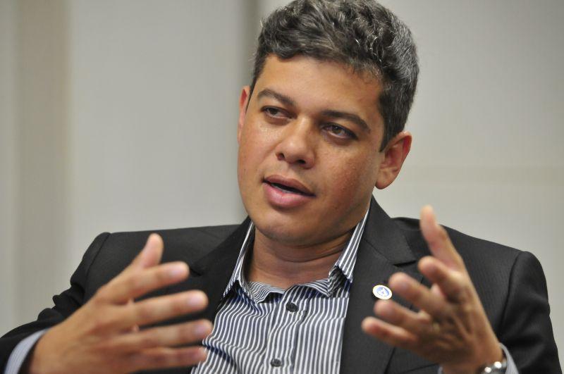 Novo administrador do Gama Daniel Donizete(PRP)