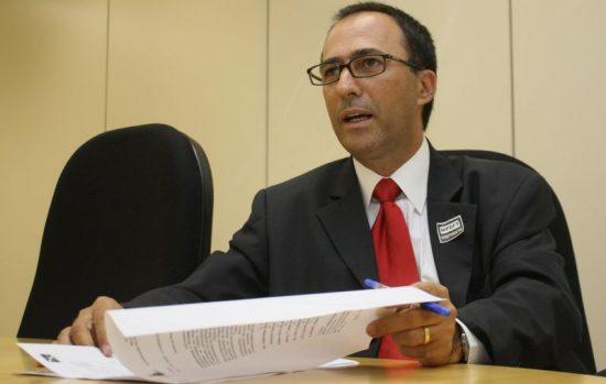 Secretário de Educação do Distrito Federal, Marcelo Aguiar