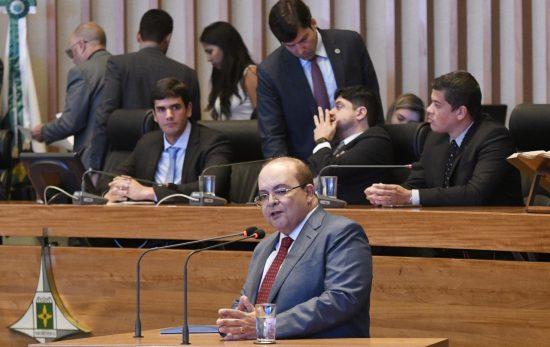 Ibaneis na Câmara Legislativa