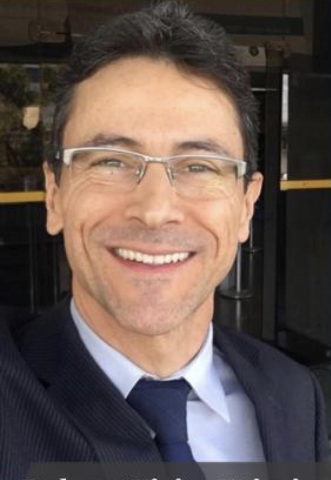 Procurador Robson Vieira Teixeira de Freitas