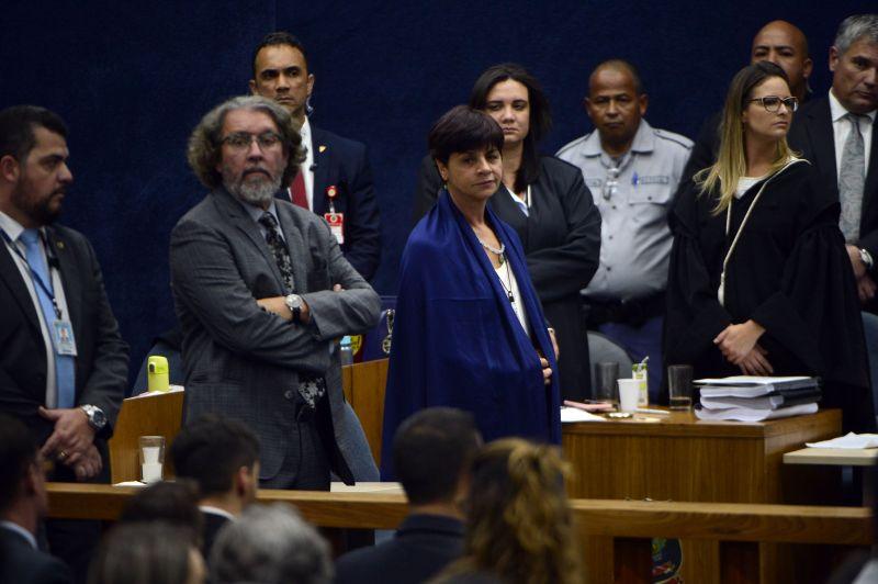 Crime da 113 Sul: julgamento de Adriana Villela