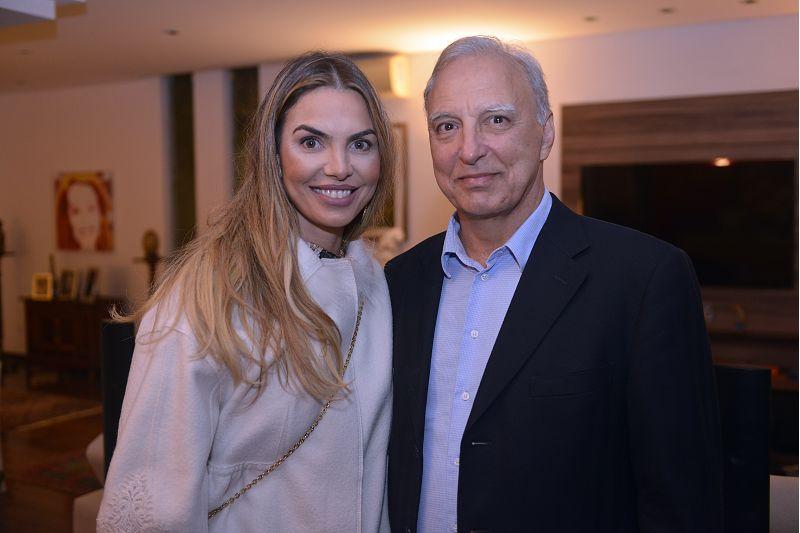 Paula Belmonte e Felipe Belmonte