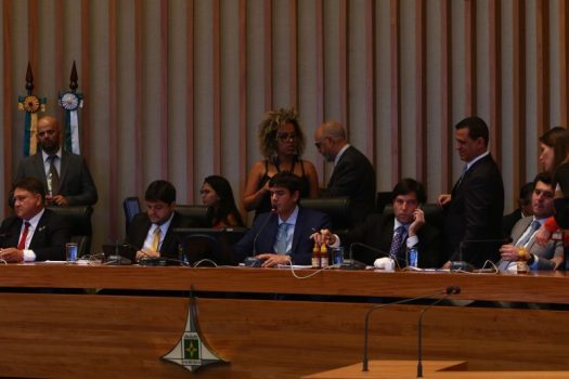 Câmara Legislativa aprova orçamento