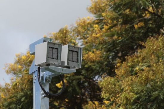 Pardal radar multa