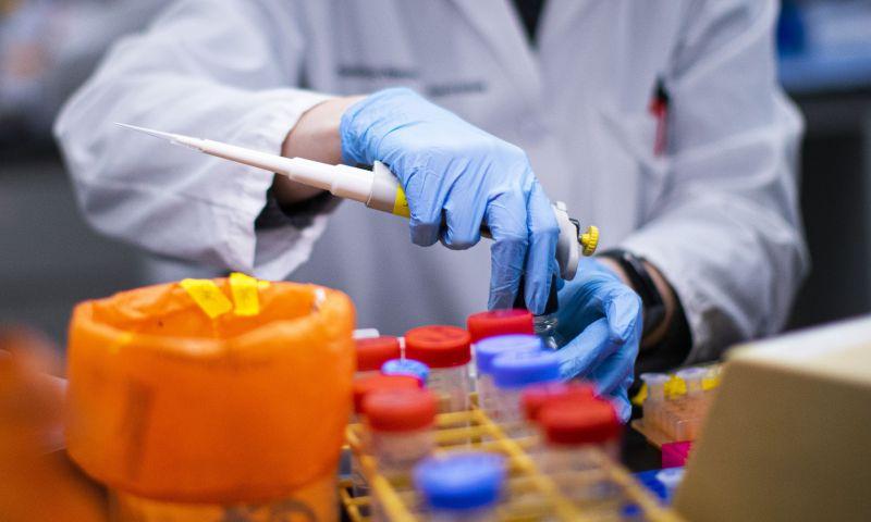 Teste exame coronavírus