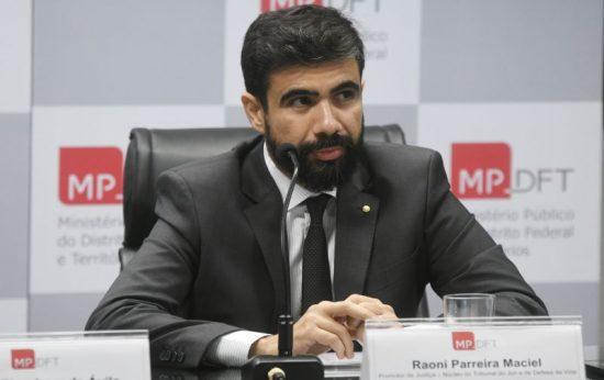 Promotor de Justica Raoni Parreira Maciel