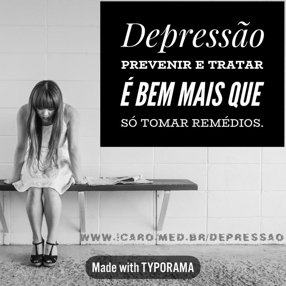 DEPRESSÃO ÍCARO