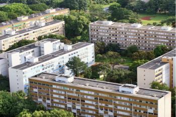 Brasília registra valorização no preço médio do m² para imóveis usados