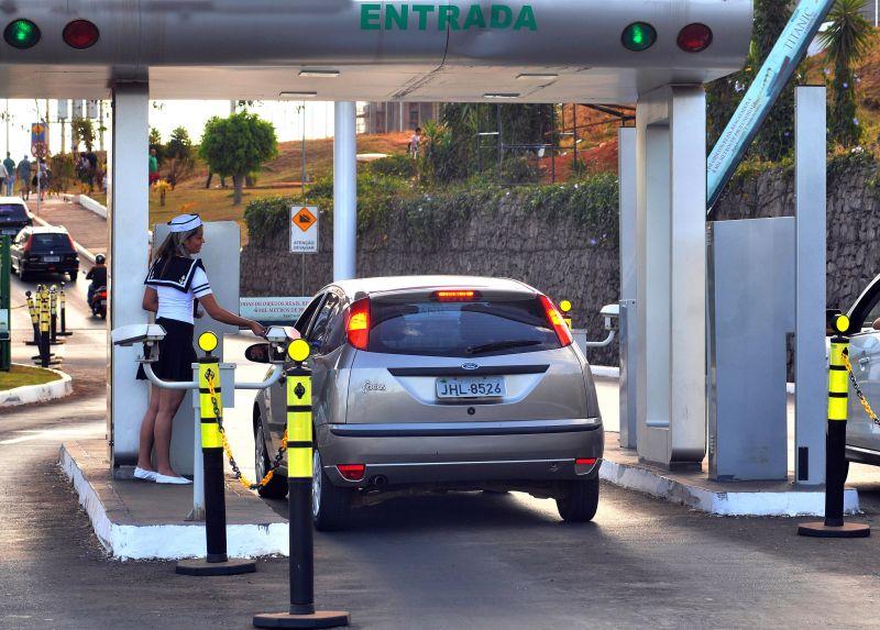 Estacionamento tem responsabilidade em caso de perdas Crédito: Antonio Cunha/Esp.CB/D.A