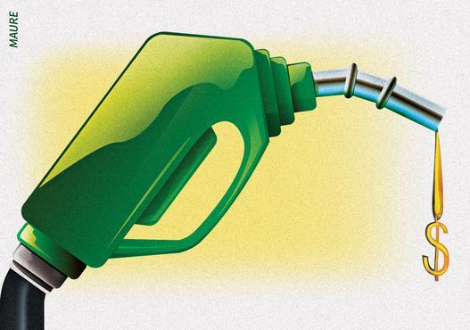 A alta tributação sobre o óleo diesel e a falta de regulação no valor dos  fretes foram o estopim da greve decretada pelos caminhoneiros há duas  semanas. df3ea9dcf2