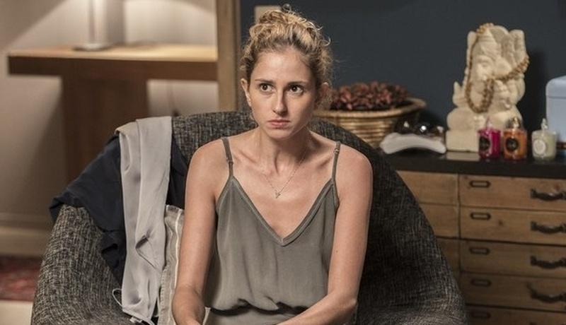 A personagem Ivana, interpretada por Carol Duarte (Crédito: Rede Globo/Divulgação)