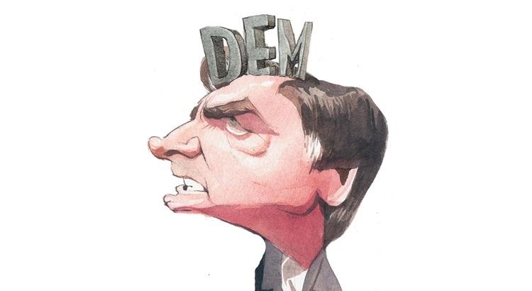 Bolsonaro DEM