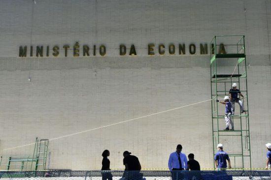 Ministério da Economia cargos em comissão