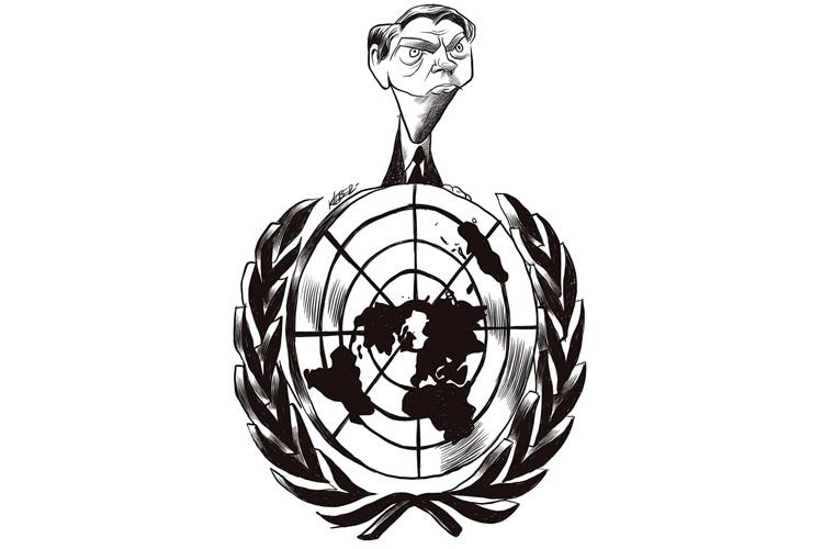 Discurso de Bolsonaro na ONU
