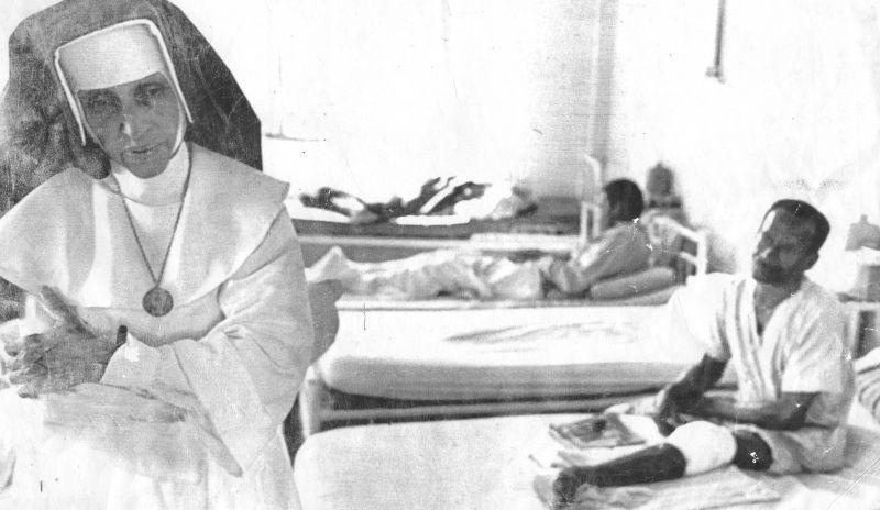 canonização de irmã Dulce
