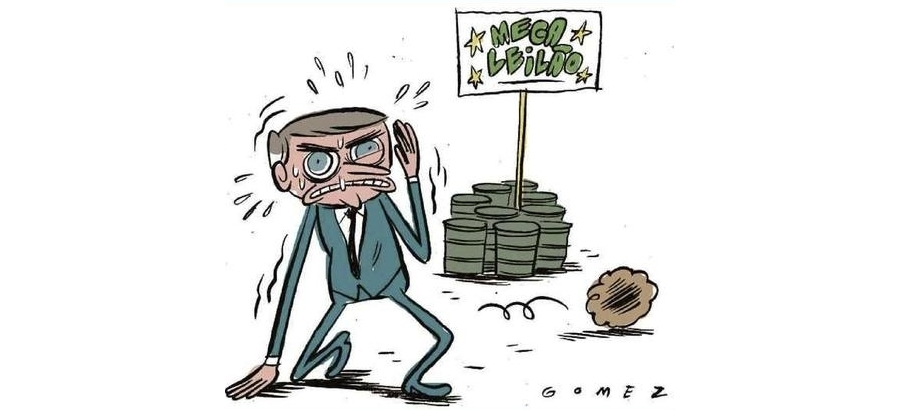 Bolsonaro kriptonita
