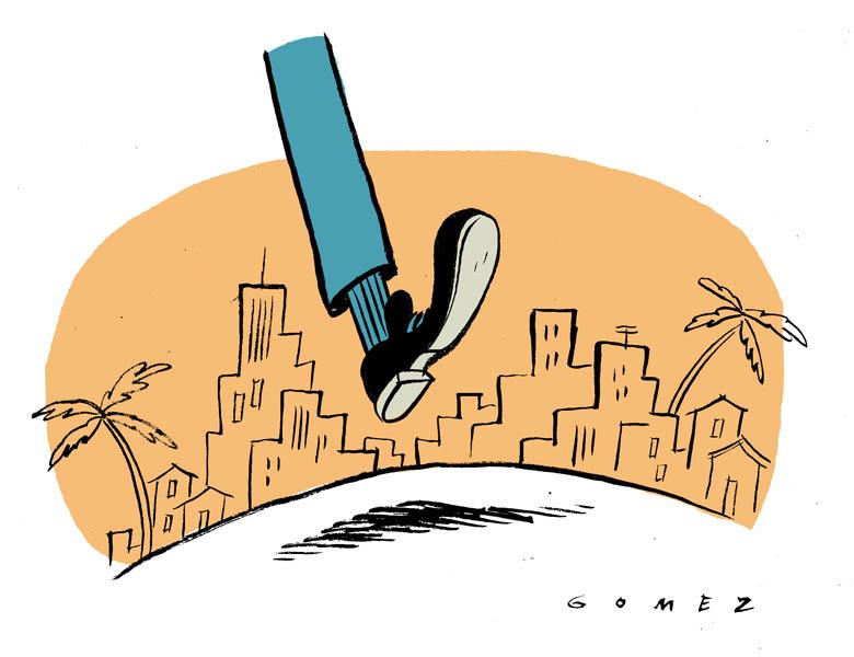 Bolsonaro põe um pé no Nordeste