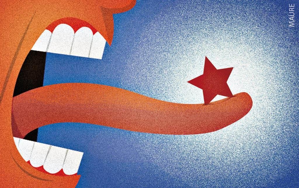 polarização PT Bolsonaro