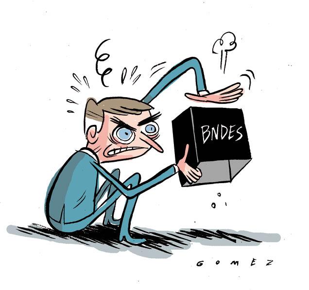 Bolsonaro BNDES