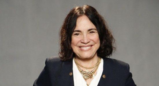 Atriz Regina Duarte
