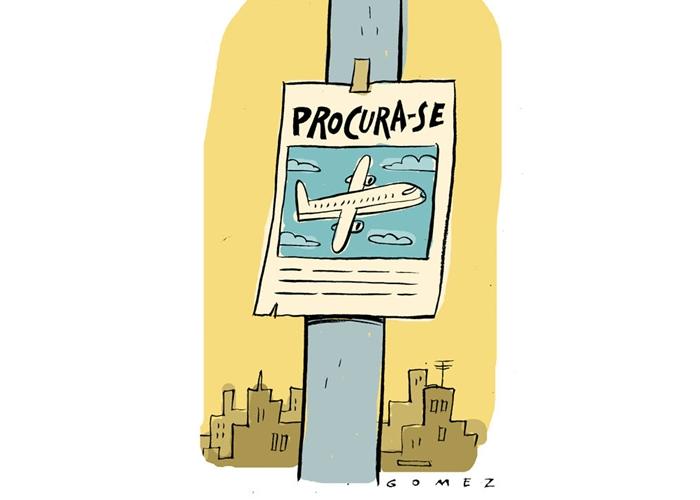 empresas aéreas para resgate de brasileiros