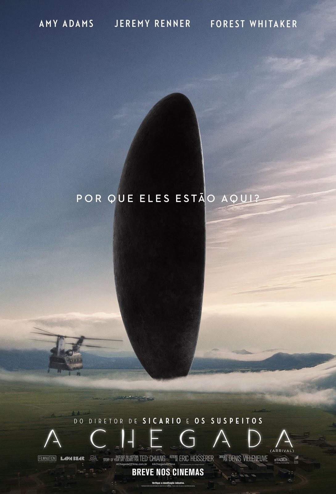 A Chegada poster
