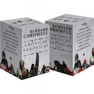Crônicas Saxônicas de Bernard Cornwell