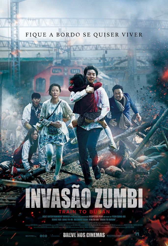 Pôster do Filme Invasão de Zumbis