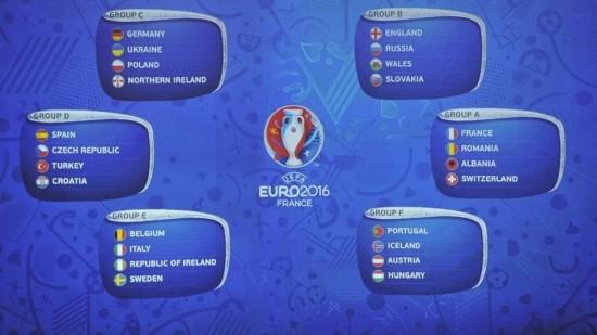 Uefa Euro A Eurocopa será disputada na França de 10 de junho a 10 de julho cc86d90c926e8