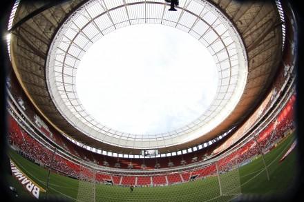 Flamengo venceu o Fluminense no Mané no ano passado, pelo Carioca. Foto: Gilvan de Souza/Flamengo