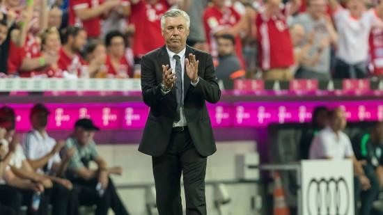 Milésimo jogo de Carlo Ancelotti como técnico é hoje contra o Hamburgo