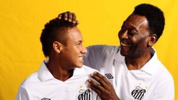 Neymar pode igualar hoje número de gols que Pelé tinha aos 25 anos com a camisa da Seleção