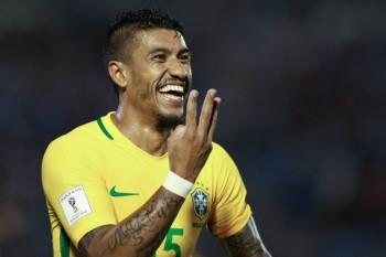Saiba quando Paulinho quase fez três gols em uma partida e confira as notas de Uruguai 1 x 4 Brasil