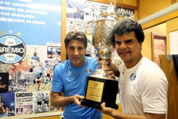 """Quem é """"Gabeira"""", um dos trunfos táticos do Grêmio contra o Corinthians no jogão deste domingo?"""