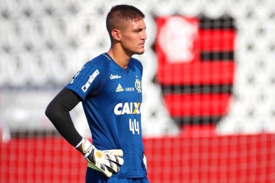 Novo titular do Flamengo 02e7cb8b3e66f