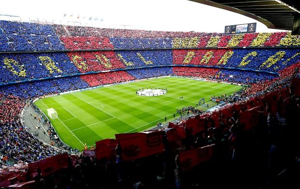 Dos 20 clubes que disputam a Série A em 2017, sete jogaram no Camp Nou. Foto: AFP