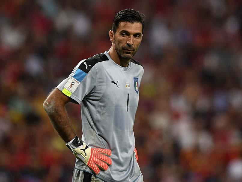 Buffon: entre o sonho da sexta Copa e o risco do maior fracasso na carreira. Foto: AFP
