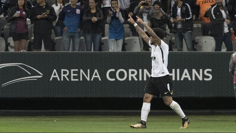 Kazim  deixou o Corinthians a uma vitória do título. Foto: Daniel Augusto Jr/Ag. Corinthians