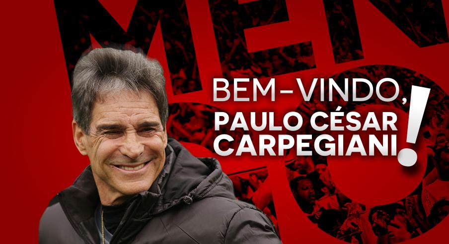 Carpegiani conquistou dois títulos neste século: Paranaense (2001) e o Baiano (2009)