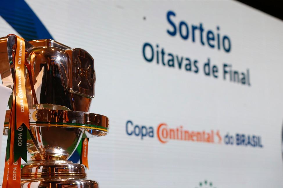 Os dueles das oitavas de final foram sorteados nesta sexta-feira. Foto: Créditos: Lívia Villas Boas