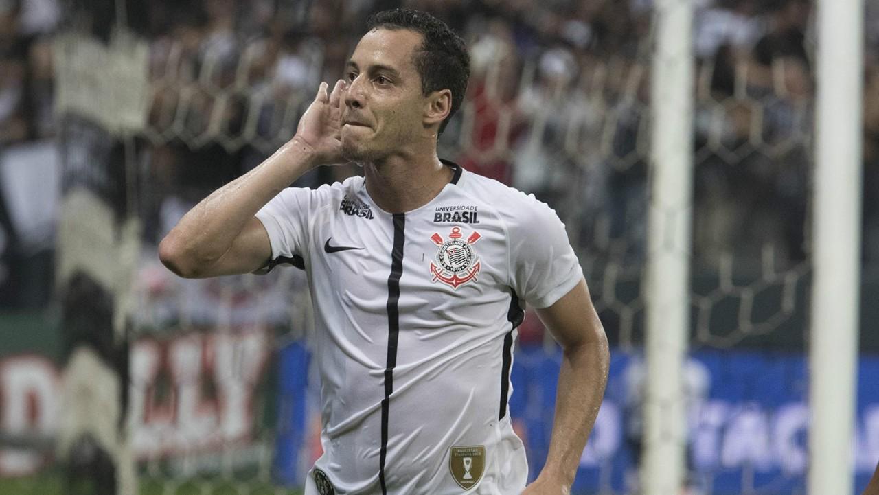 Rodriguinho: artilheiro isolado do Campeonato Brasileiro com três gols. Foto: Agência Corinthians