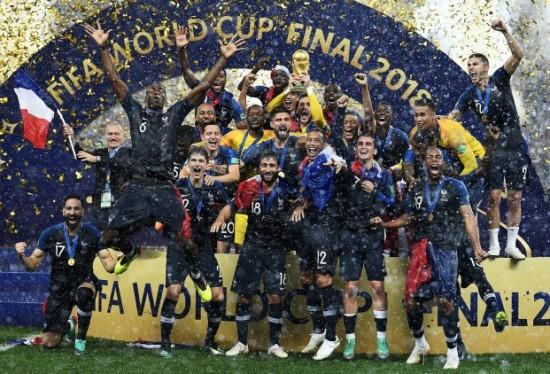 c70285500f França conquista o bi na Copa sem vergonha de incorporar a ...