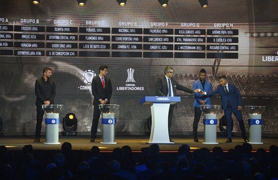 Análise do sorteio dos grupos da Libertadores 2019 - Blog Drible de ... ee29774efc30d