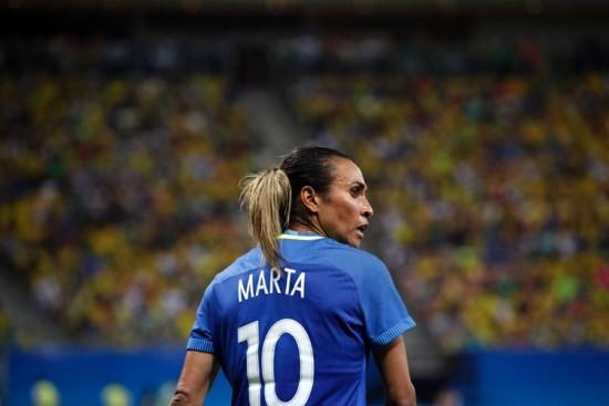 O Que Marta Diria A Si Mesma Quando Decidiu Largar Tudo Pelo Futebol