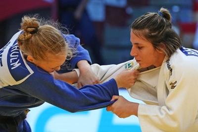 A atleta ocupa o 34º lugar do ranking mundial | Foto: IBJ/Divulgação
