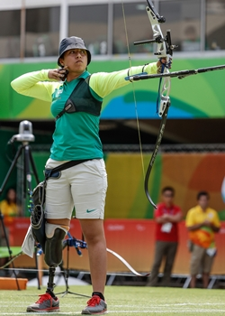 Thais ficou em nono lugar na Rio-2016 | Marco Antonio Teixeira/MPIX/CPB