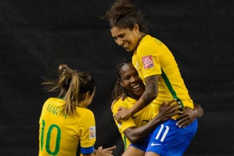 Cristiane e Formiga voltarão a jogar juntas na Seleção Brasileira