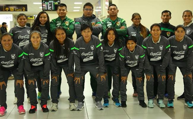 Foto: Federação de Futebol da Bolívia/Divulgação