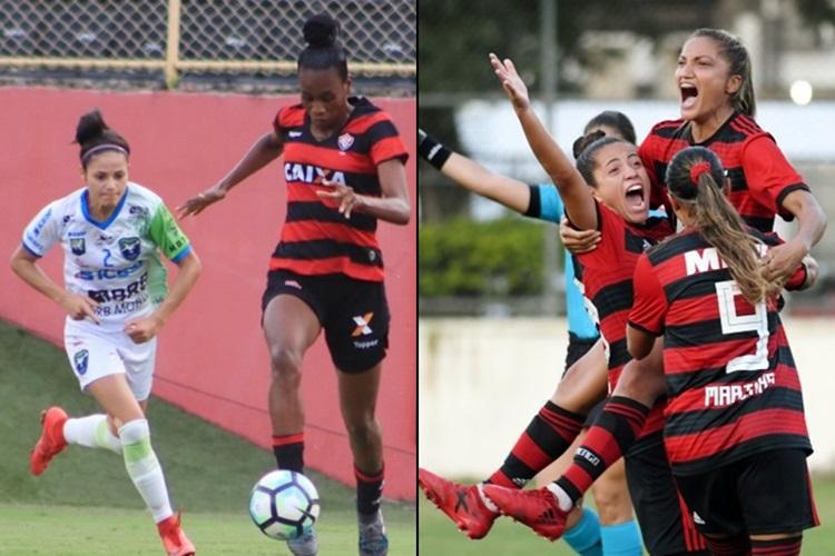Minas e Vitória decidem final do Brasileirão A2; e Flamengo segue na disputa da elite do futebol feminino no Brasil